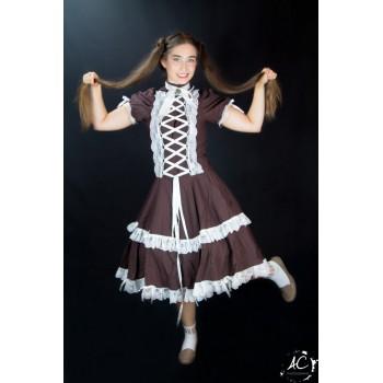 """Robe """"Steamlolita"""""""